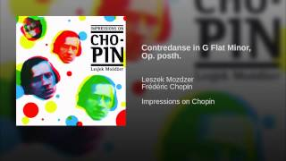 Contredanse in G Flat Minor, Op. posth.