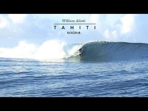 SURF | WILLIAM ALIOTTI - TAHITI I NIXON