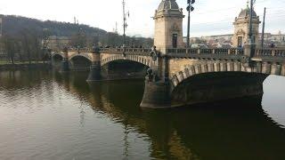 Красивые места Праги.