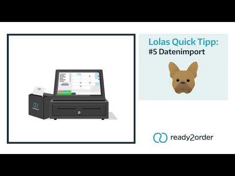 Von Excel in die Kasse? | Quick Tipp #5 Datenimport