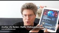 Another Life Review - Netflix Weltraumabenteuer durchgeschaut