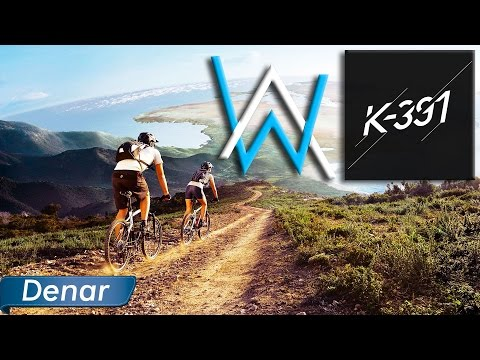 Alan Walker & K-391 style | Atef - Journey (Snowtt remix)