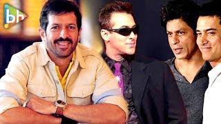 Kabir Khan's movie IDEA with Salman Khan | Shah Rukh Khan | Aamir Khan