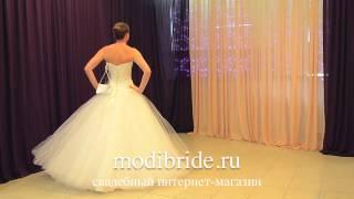 Платье Slanovskiy 11226 - www.modibride.ru Свадебный Интернет-магазин