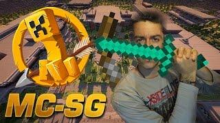 Türkçe Minecraft Survival Games #14 Enes VS Turgut+Baturay