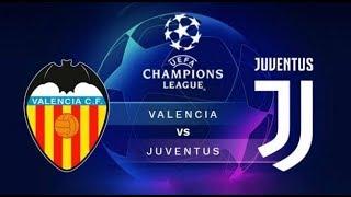Valencia 0 - 2 Juventus UEFA Şampiyonlar Ligi Grup H Maçı Özeti