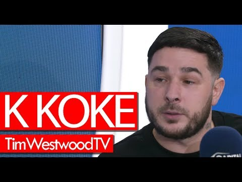 K Koke On Battles, New Album, Stonebridge, Canada, Roc Nation, Working In Europe - Westwood