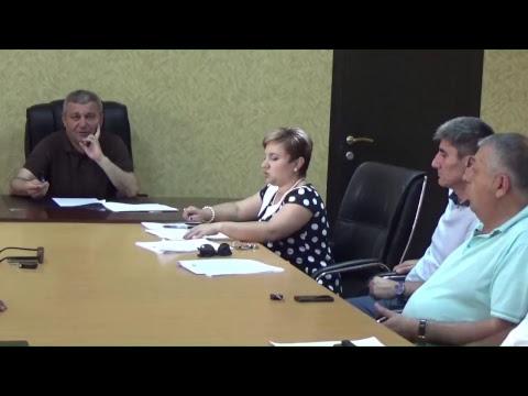 Ավագանու արտահերթ նիստ, 12.07.2018թ.