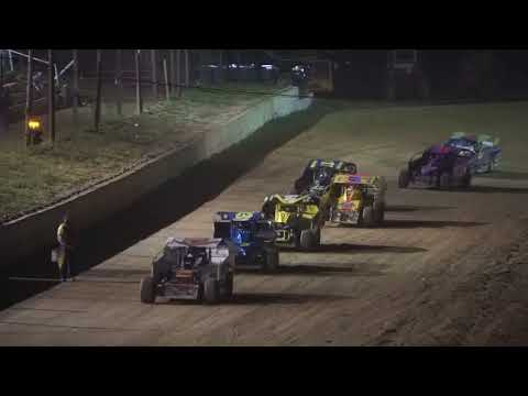 Crate Modified Feature 7/7/18 first half, Woodhull Raceway, NY