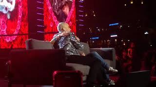 Robbie Williams Live Concert Dubai - Something Stupid