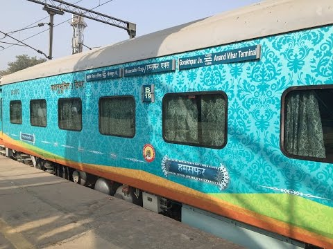 Thumbnail: Humsafar Express Review: Indian Railways' New Benchmark For AC-3 Tier Travel