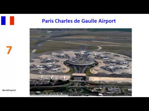 Top 10 Busiest Airports in the World, Top10