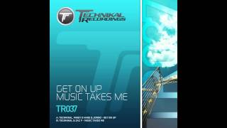 Jonno, Mikey O Hare, Technikal - Get On Up (Original Mix) [Technikal Recordings]