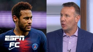 Neymar needs to either \'put up or shut up\' at PSG - Craig Burley | Ligue 1