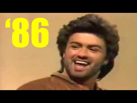 George Michael interviewed by Michael Aspel (1986) Rare Video