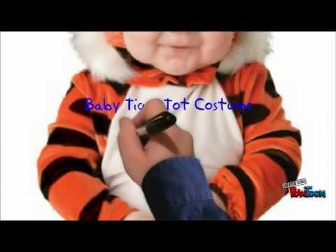 Incharacter Baby Tiger Tot Costume Halloween Costumes Review & Incharacter Baby Tiger Tot Costume Halloween Costumes Review - YouTube