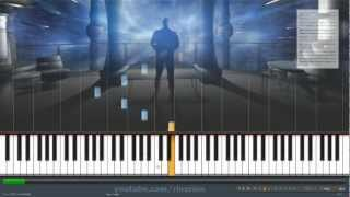 Stargate Universe - The Gauntlet (Ending Theme) [Piano]