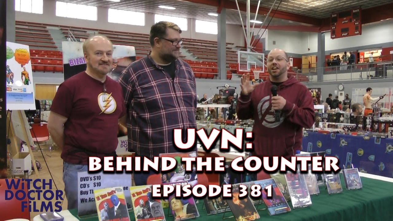 UVN: Behind the Counter 381