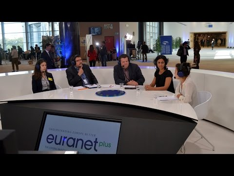 French part: Citizens' Corner debate on European Citizens' Initiatives: Time for ECI review?