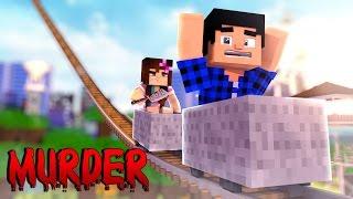 PERIGO NO PARQUE DE DIVERSÃO! - Murder Mistery (Minecraft 1.11)