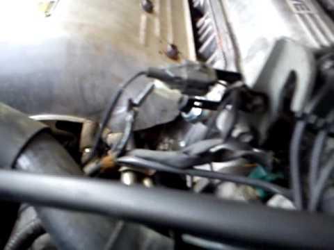 93 Toyota Camry engine shake problem