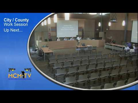McMinnville Council Work Session & Meeting 8/27/19