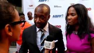 BKS1 Radio/TV at The 18th Annual ABFF (American Black Film Festival)