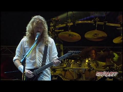 Megadeth - Symphony of Destruction HD (Live in Argentina) Subtitulado