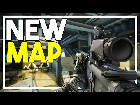 NEW Interchange Map - Squad Games! - Escape from Tarkov Gameplay