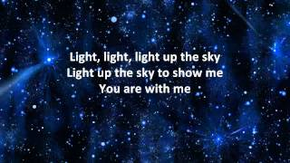 The Afters - Light Up The Sky - Instrumental with Lyrics
