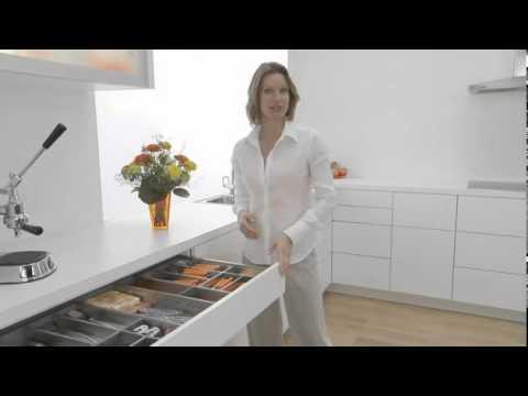 Sistema servo   dirve para cajones de cocina 2   youtube