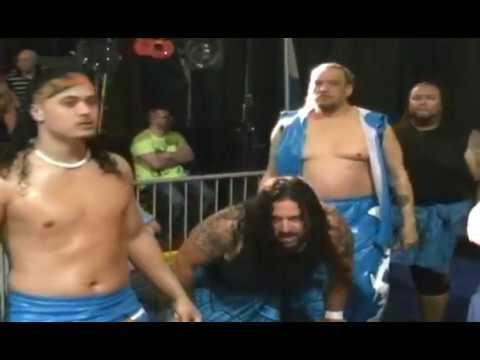 PPW Aftershock: Team Havoc vs. the Samoan Dynasty