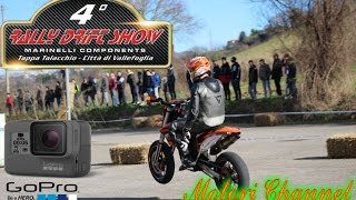 MOTARD, KART, API PROTO and DRIFT TRIKE - Rally Drift Show - Talacchio 2017