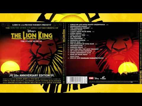 Grasslands Chant - The South African Cast of THE LION KING