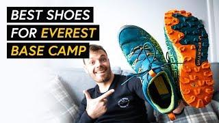 Best hiking shoes for Everest Base Camp