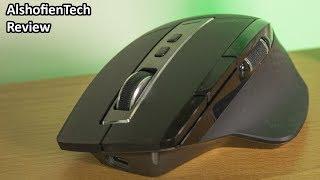 Bisa Bluetooth Dan Wireless - Banggood Rapoo MT750S Review