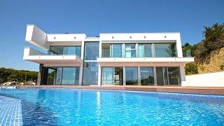 Вилла в Морайре 2016 года постройки, недвижимость в Испании на первой линии моря(Продается Хай-Тек вилла в Морайре (Moraira) 2016 года постройки, современная недвижимость в Испании на первой..., 2016-09-11T13:16:57.000Z)