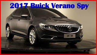 2017 Buick Verano Spy Picture Gallery