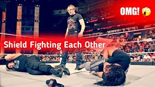 OMG! The Shield Attacking Each Other | Dean Ambrose | Roman Reigns | Seth Rollins | WWE New 2018
