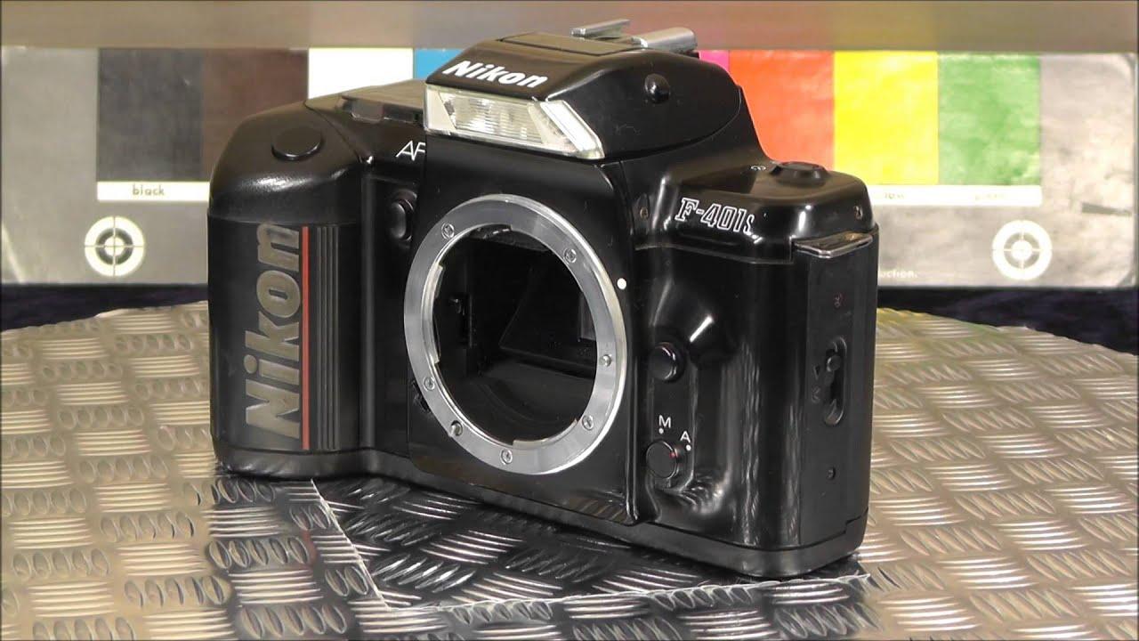 nikon f 401s af nikon n4004s 35 mm slr youtube rh youtube com Nikon N4004s Photographer Nikon N4004 Cameras Manuals
