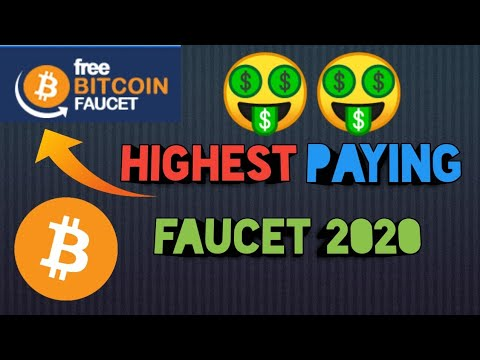 😱Highest Paying Bitcoin  Faucet In 😱2020 || Trusted Site || Leftworld Crypto