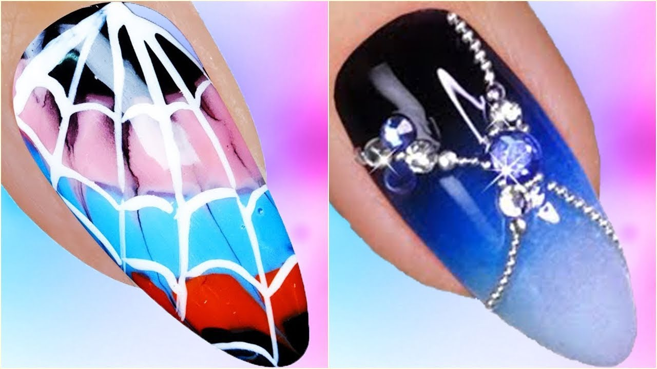 Best Nail Art Design: Top 32 Nail Art Designs & Tutorials Compilation #9 💟 Best