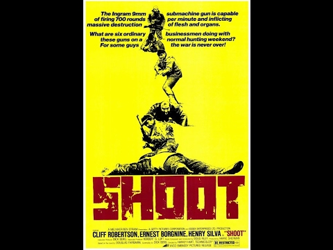 SPAGHETTI WESTERN Shoot 1976 Cliff Robertson, Ernest Borgnine and Henry Silva