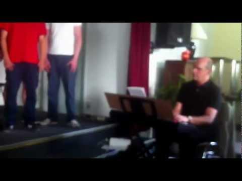 Jazzchor Berlin - Schläft ein Lied - 30. Juni 2012