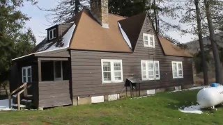 Quaker Tudor at ASP 1 & 3, Allegany State Park