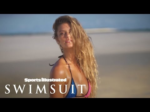 Nina Agdal Profile - Sports Illustrated Swimsuit 2014