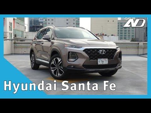 Hyundai Santa Fe 2019 - 5 cosas que debes conocer - (AD)