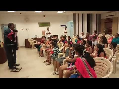 Ventriloquism Hand Puppet Show at Birthday Party COntact 9003087198 Chennai Event Entertainers