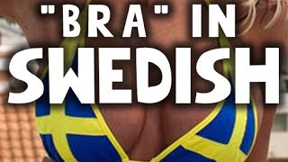 Useful Swedish words that you should know.. thumbnail