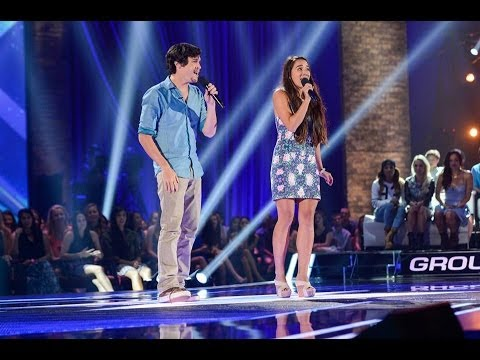 alex sierra you re the one that i want four chair challenge